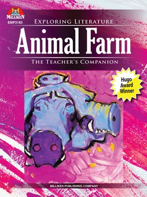 cover image of Animal Farm