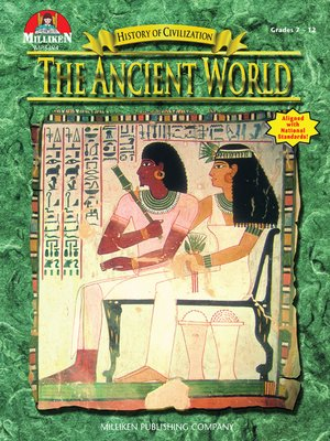 cover image of The Ancient World