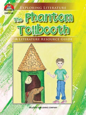 cover image of Phantom Tollbooth