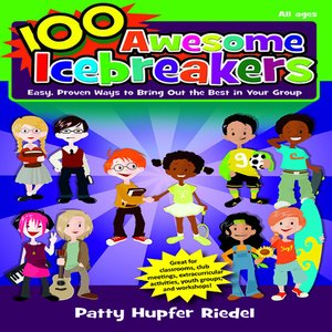 cover image of 100 Awesome Icebreakers
