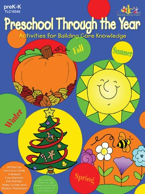 cover image of Preschool Through the Year