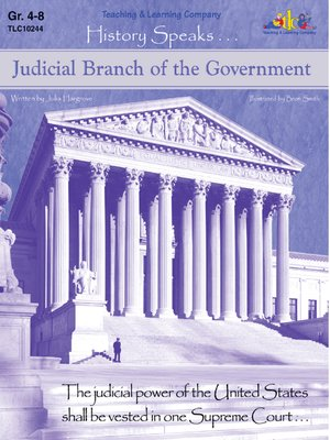 cover image of Judicial Branch of the Government