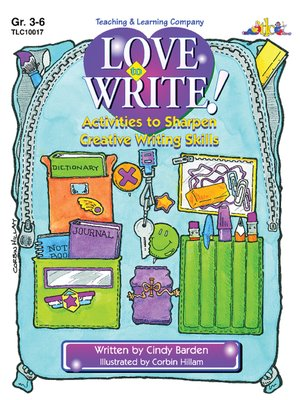 cover image of Love to Write!