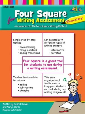 cover image of Four Square Elementary Assessment