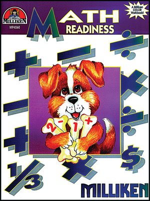 cover image of Math Readiness - Grade K