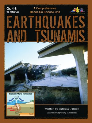 cover image of Earthquakes and Tsunamis