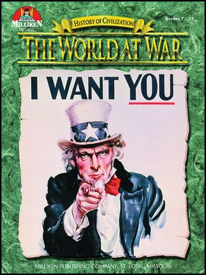 cover image of The World at War