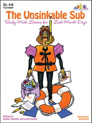 cover image of The Unsinkable Sub