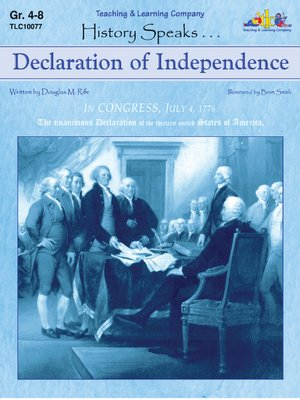 cover image of Declaration of Independence