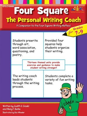 cover image of Four Square The Personal Writing Coach for Grades 7-9