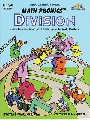 cover image of Math Phonics Division