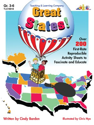 cover image of Great States!