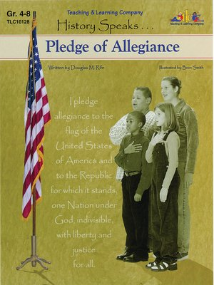 cover image of Pledge of Allegiance