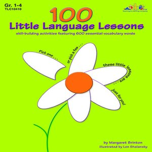 cover image of 100 Little Language Lessons