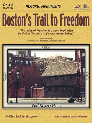 cover image of Boston's Trail to Freedom