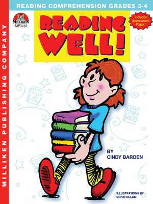 cover image of Reading Well - Grades 3-4