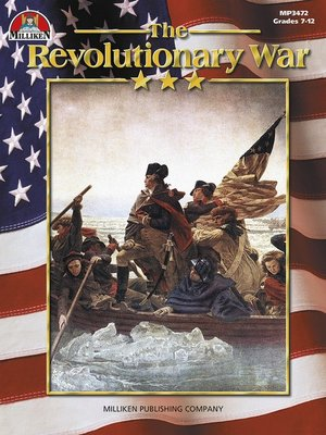 cover image of Revolutionary War