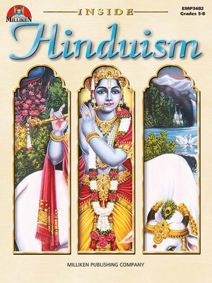 cover image of Inside Hinduism