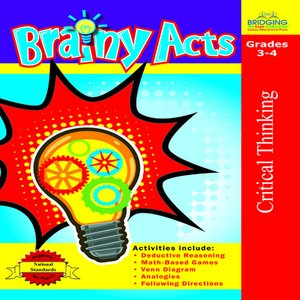 cover image of Brainy Acts