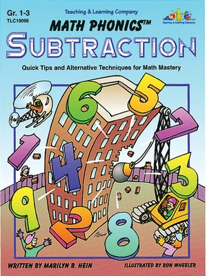 cover image of Math Phonics Subtraction