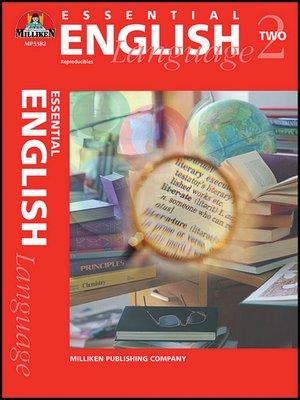 cover image of Essential English - Grade 2