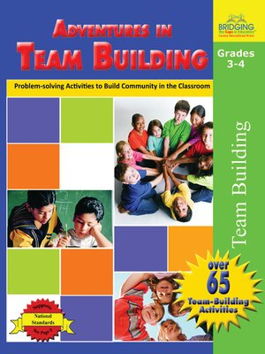 cover image of Adventures in Team Building, Grades 3-4