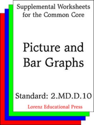 cover image of CCSS 2.MD.D.10 Picture and Bar Graphs