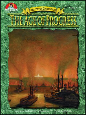 cover image of The Age of Progress