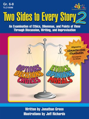 cover image of Two Sides to Every Story 2