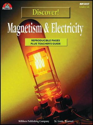 cover image of Discover! Magnetism and Electricity