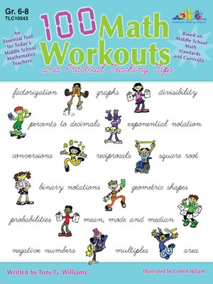 cover image of 100 Math Workouts