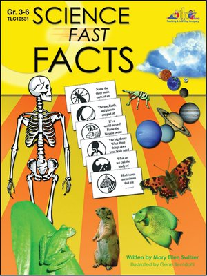 cover image of Science Fast Facts
