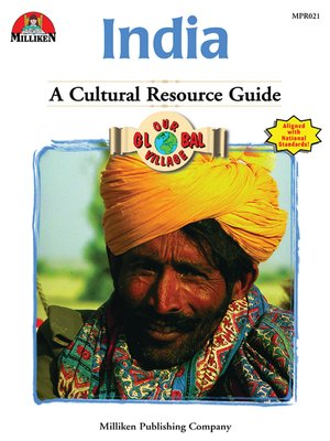 cover image of Our Global Village - India
