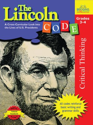 cover image of The Lincoln Code