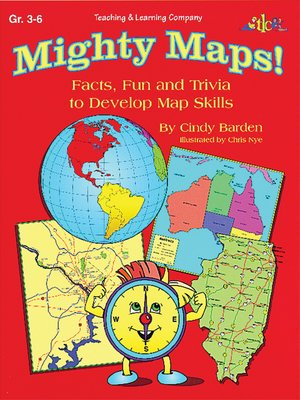 cover image of Mighty Maps!