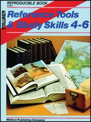cover image of Reference Tools & Study Skills