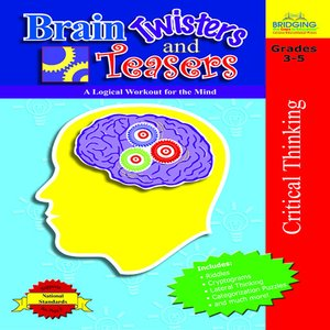 cover image of Brain Twisters and Teasers