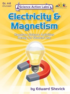 cover image of Science Action Labs Electricity & Magnetism