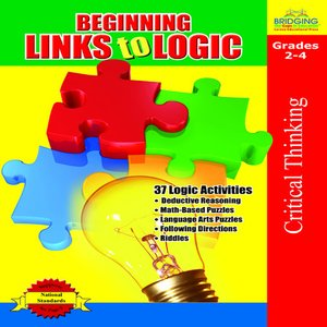 cover image of Beginning Links to Logic - Grades 2-4