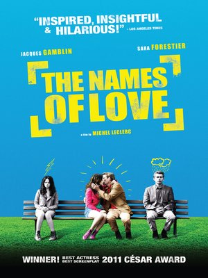 cover image of The Names of Love