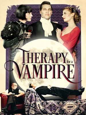cover image of Therapy For A Vampire