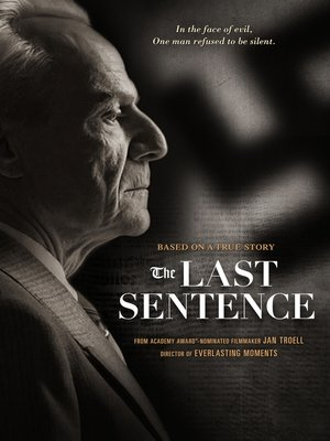 cover image of The Last Sentence