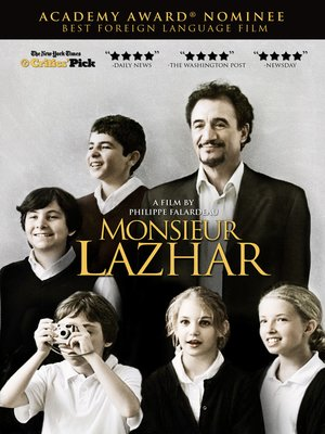 cover image of Monsieur Lazhar