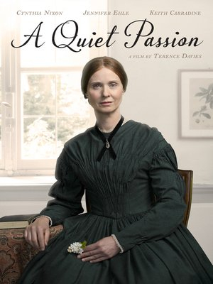 cover image of A Quiet Passion