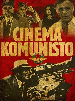 cover image of Cinema Komunisto