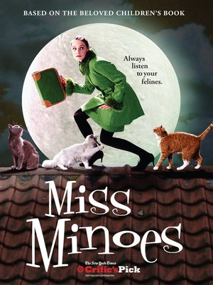 cover image of Miss Minoes