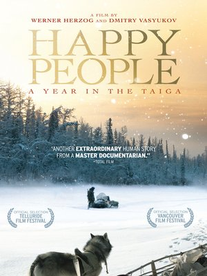 cover image of Happy People
