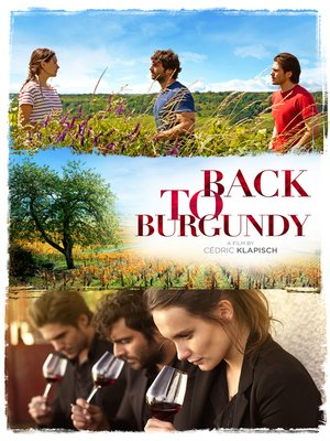 cover image of Back to Burgundy