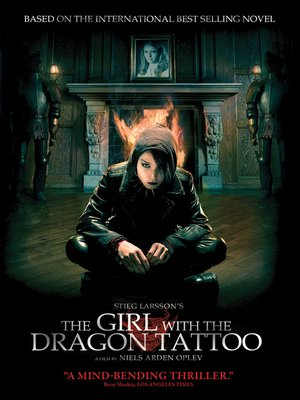 cover image of The Girl With the Dragon Tattoo