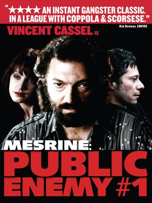 cover image of Mesrine, Part 2